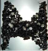 Black Beaded Double Magic Comb Swinky