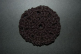 Black Crocheted Hair Bun Cover - Blocked Style (SKU: HBC-A4BB002)