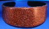 Copper Sparkle Girls Headband (SKU: HB-003)