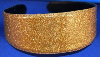Gold Sparkle Girls Headband (SKU: HB-005)