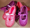Children's Glitter Shoes