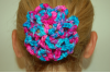 """Fun"" Hair Bun Covers"