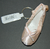 Ballet Slipper Key Chain (SKU: JCK-BS001)